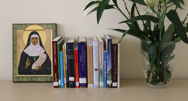 Mercy Authors: Have We Details of Your Publications in our MIA Bibliography?
