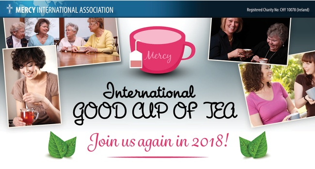 Hold a Good Cup of Tea Event During the Season of Mercy: September - December