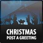 Christmas - Post a Greeting